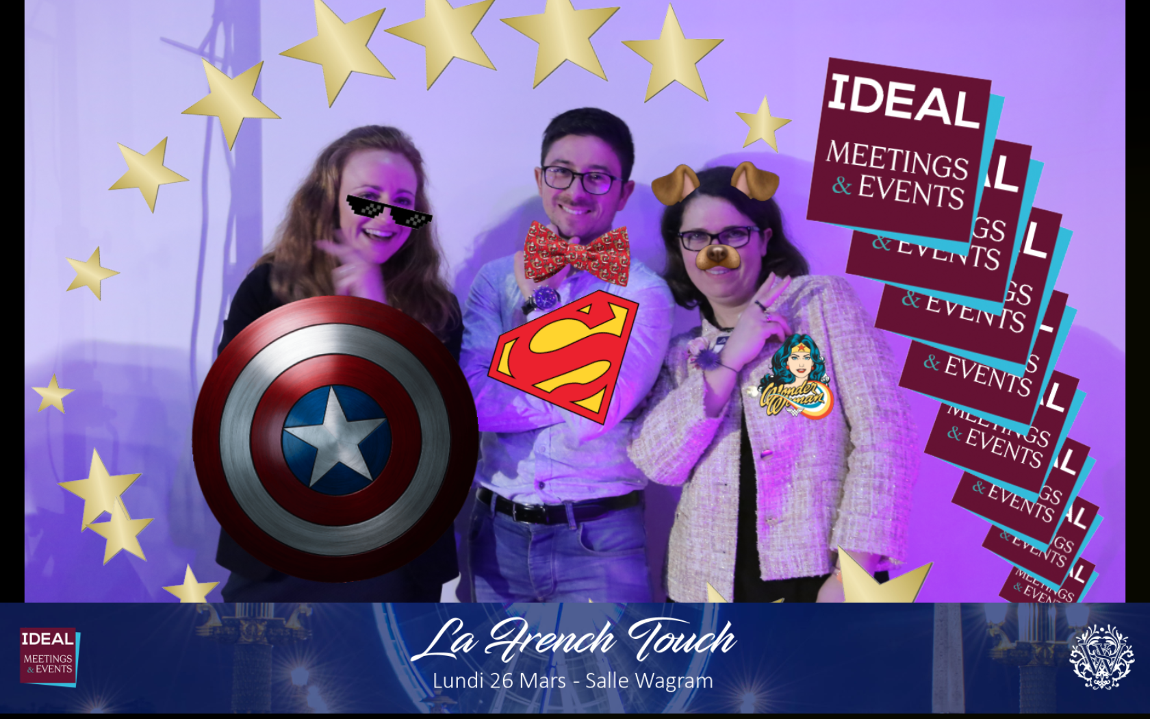 Team-Building entreprise - Team-Building entreprise Ideal Meetings & Events