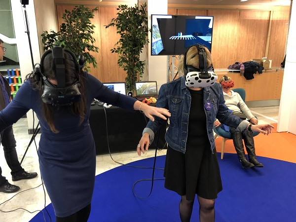 Team-Building entreprise - Team-Building entreprise pour l'entreprise EDF edf (réalité virtuelle, team building, animation, événementiel, virtual reality, vr, digital, technologie, fun, team, cohésion, innovation, Team-Building entreprise)