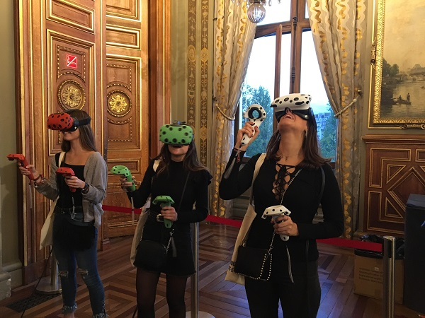 Team-Building entreprise - Team-Building entreprise pour l'entreprise Mairie de Paris nuit-etudiant-monde (réalité virtuelle, team building, animation, événementiel, virtual reality, vr, digital, technologie, fun, team, cohésion, innovation, Team-Building entreprise)